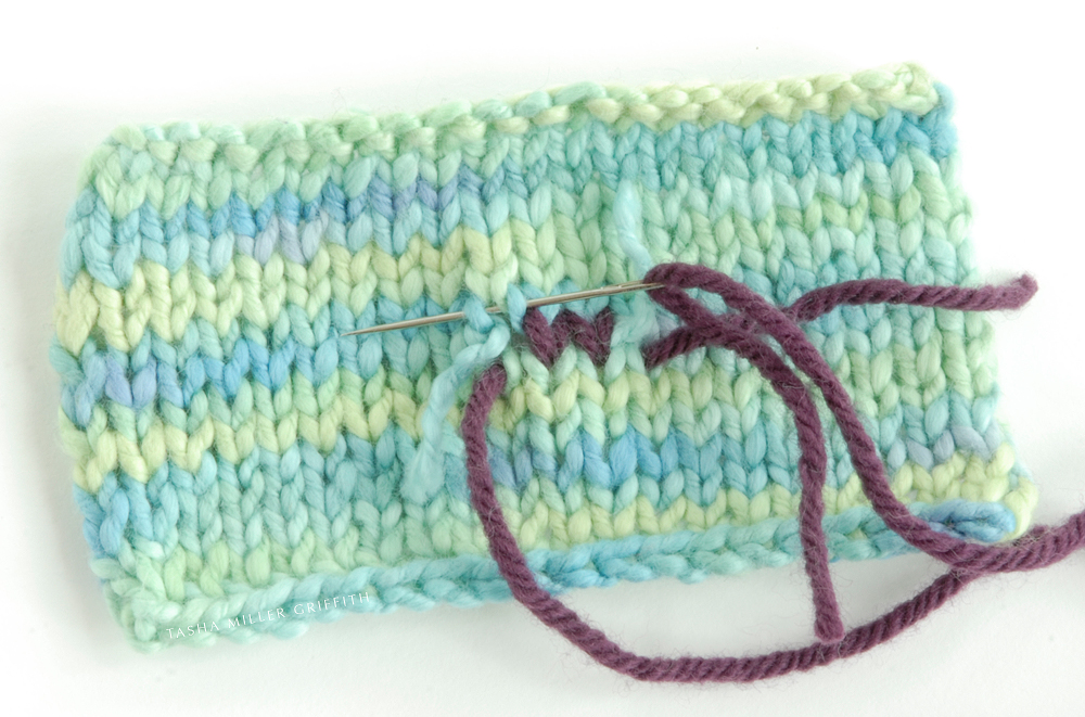 Kitchener Stitch Combination Knitting : sweater Stale Bread into French Toast
