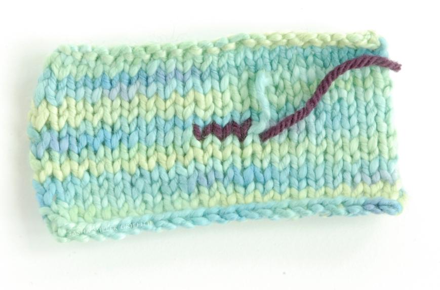 kitchener stitch 6