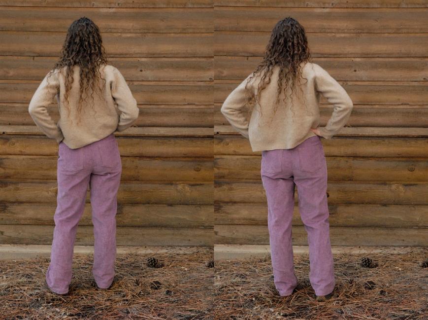purple cords back