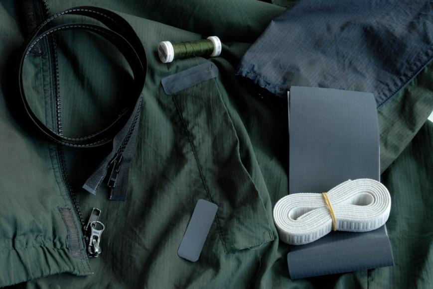 jacket repairs