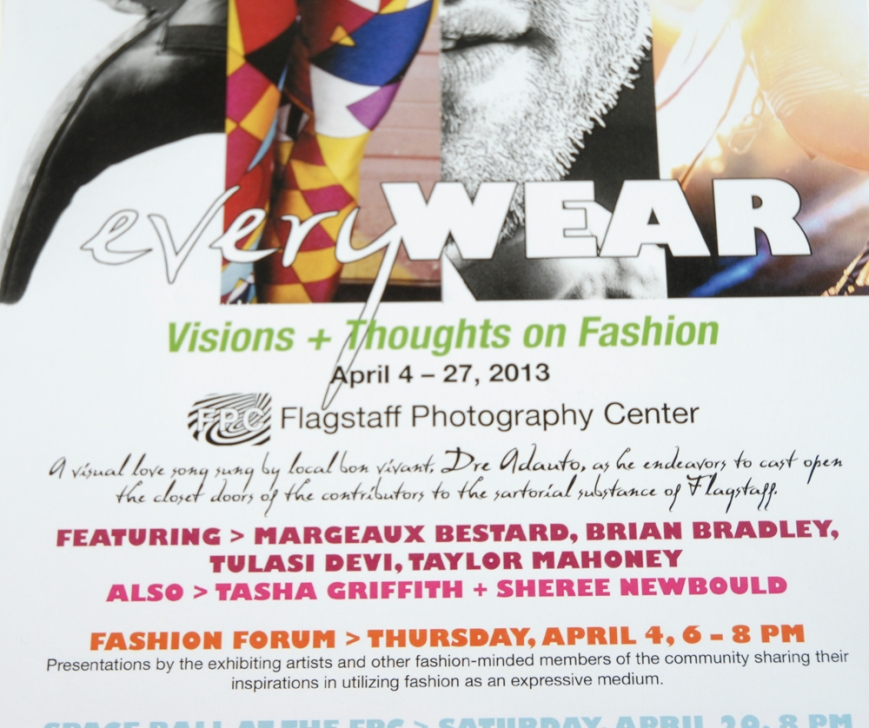 FPC Fashion show poster