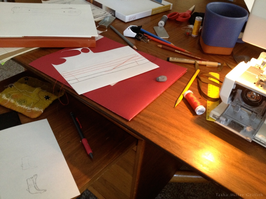 HSM desk chaos
