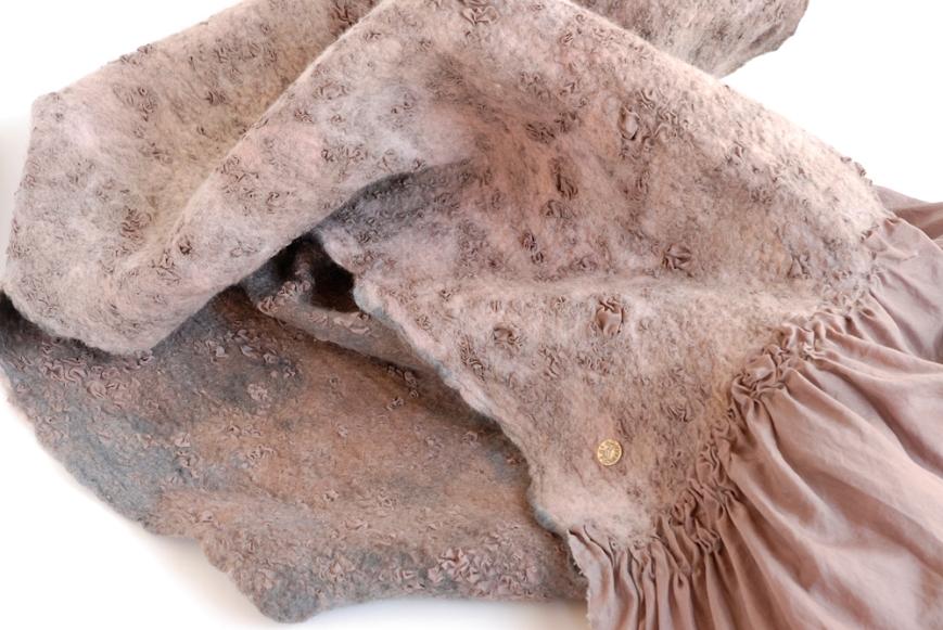 Gina nuno scarf