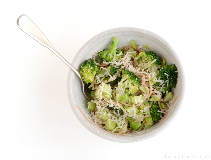 simple broccoli pasta