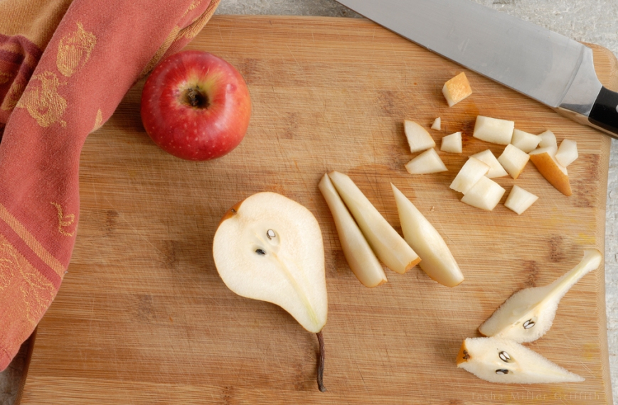 chopping fruit 3
