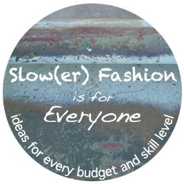 Slow(er) Fashion is for Everyone