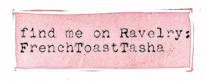 Find me on Ravelry: FrenchToastTasha