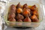 roasted peeling beets