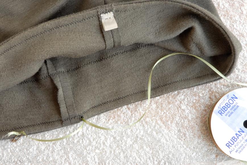 green wooly leggings 6