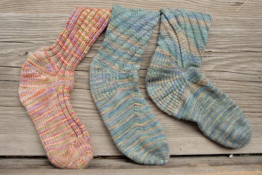 sweet coriolis socks 1