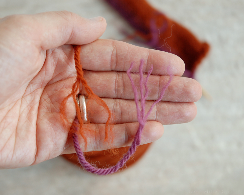 end of the yarn 5