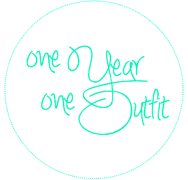 one year one outfit logo