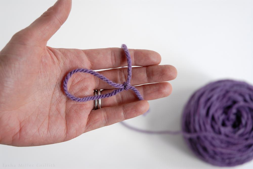 slipknot cast on 3