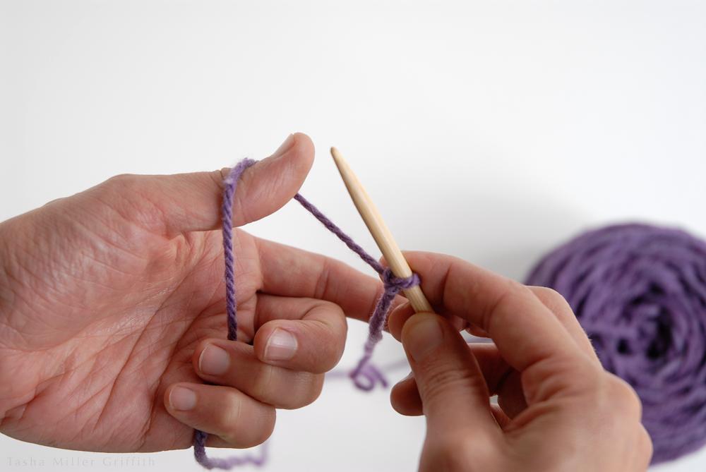 slipknot cast on 4