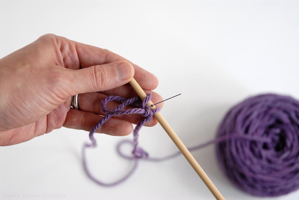 slipknot cast on 8