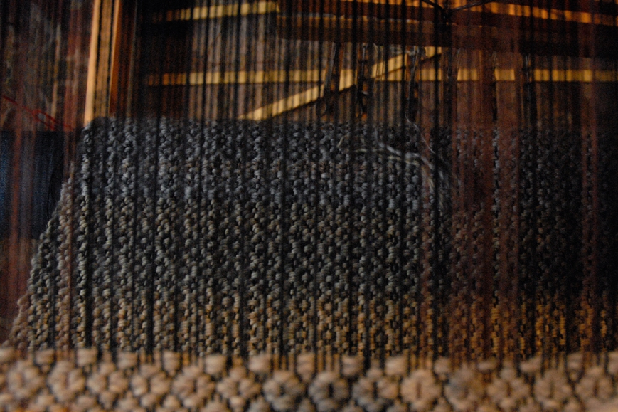 sw rug through warp
